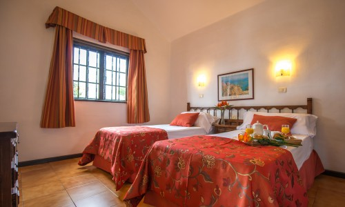 Las Casitas Twin Room
