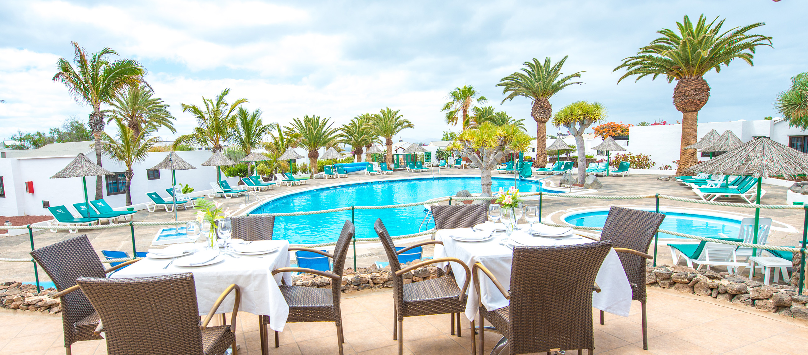 Las Casitas Pool Restaurant 2