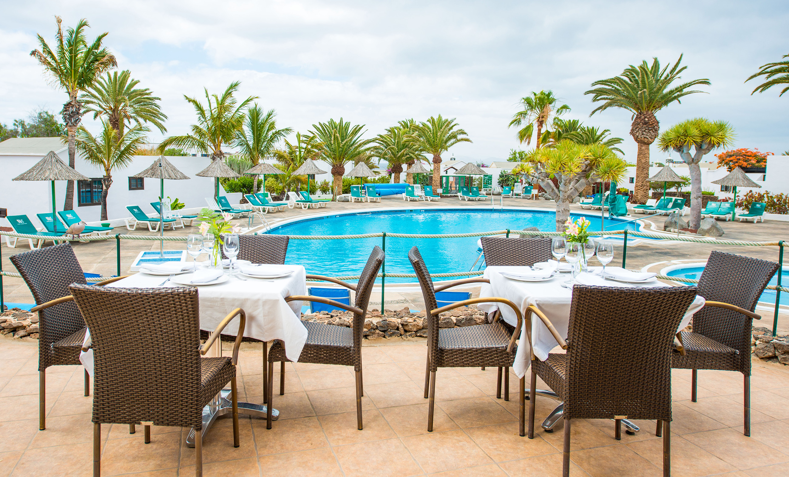 Las Casitas Pool Restaurant 3