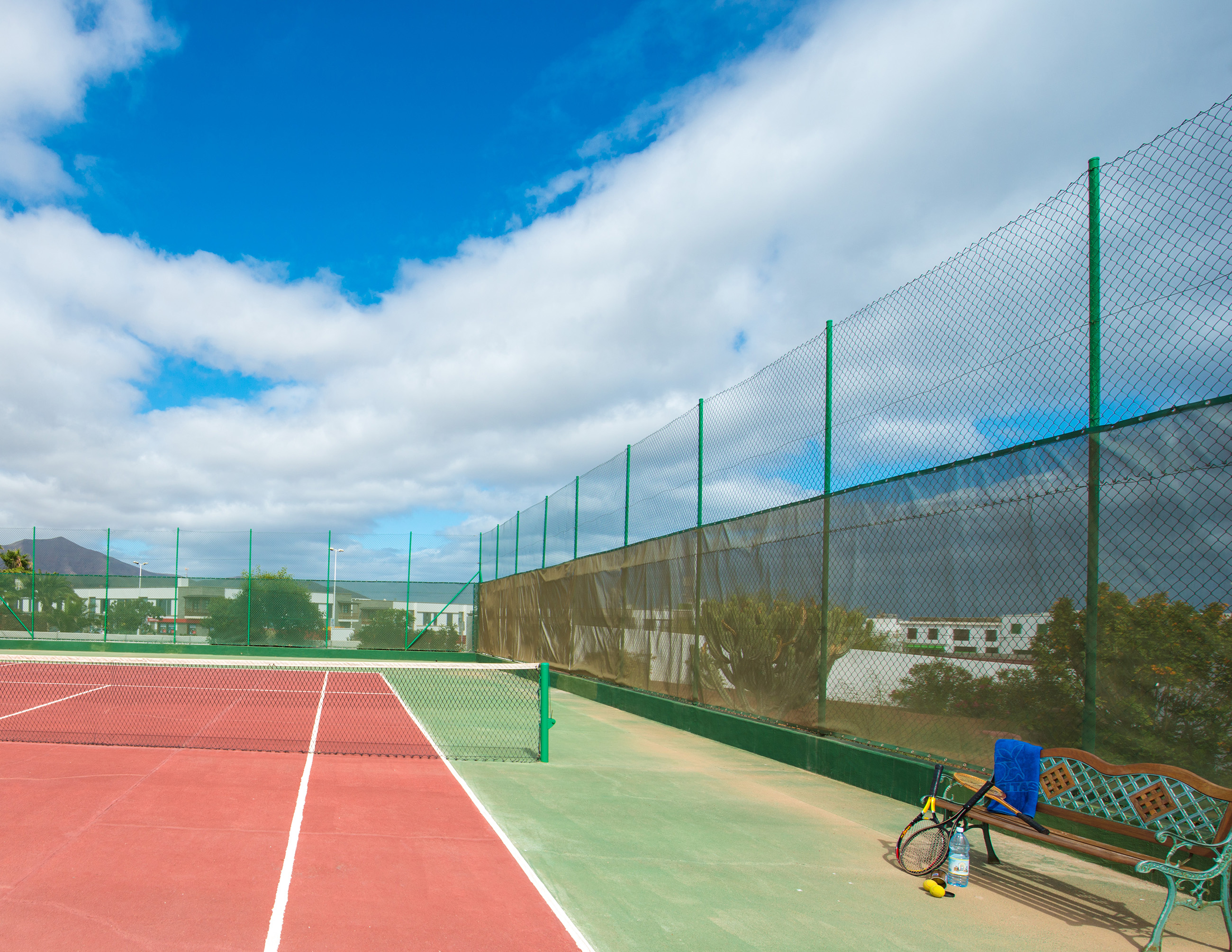 Las Casitas Tenis Court 2