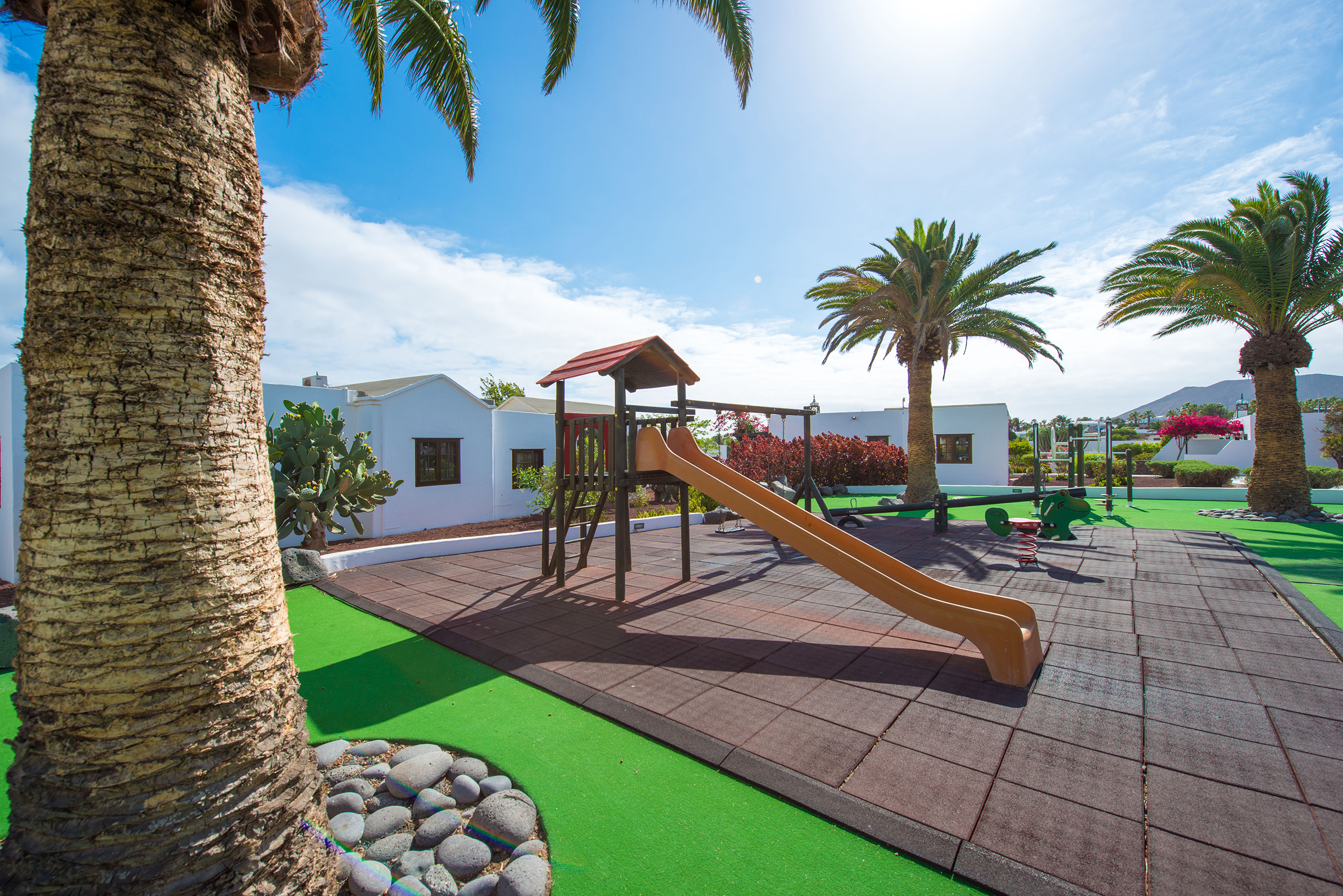 Las Casitas Playground